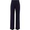 CONNOLLY High-rise twill wide-leg trouse - Capri & Cropped -