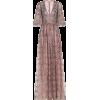 COSTARELLOS Crystal-embellished tulle go - sukienki -