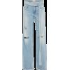 COTTON CITIZEN belted boyfriend jeans - Jeans -