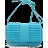 CROSSBODY BAG STUDDED-AQU1 - Messenger bags - $19.00