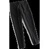 CUFFED STRAIGHT LEG PANTS - Jeans - $59.97
