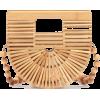 CULT GAIA Ark bamboo shoulder bag - Hand bag -