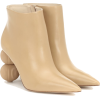 CULT GAIA Cam leather ankle boots - Boots -