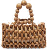 CULT GAIA Cora mini bamboo tote - Bolsas pequenas -