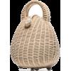 CULT GAIA Millie Rattan Bag - Torbice -