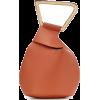 CULT GAIA Sac seau Astraea en cuir - Hand bag -