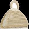 CULT GAIA bamboo bag - Borsette -