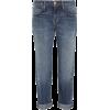 CURRENT/ELLIOTT The Boyfriend cropped mi - Jeans - $225.00