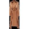 CUSHNIE silk trench coat - Giacce e capotti -