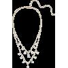 CZ BY KENNETH JAY LANE 14-karat gold-pla - Necklaces -
