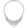 CZ By KENNETH JAY LANE Silver-tone cryst - Collane -