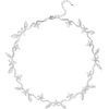 CZ By KENNETH JAY LANE Silver-tone cryst - Necklaces -