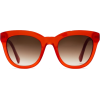 Cabana oversized sunglasses - 墨镜 -