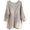 Cable Knit Sweater OASAP - Maglioni -