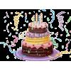 Cake - Food -