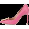 Calfskin décolleté M - Pumps - Shoes - W - Classic shoes & Pumps -