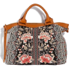 Calida Embroidered Tote  - 手提包 -