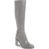 Calvin Klein Grey Knee High Boot - Boots -