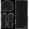 Calvin Klein Hat, Glove, Scarf Set - Hat -