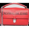 Сумка сэтчел с цепочкой Calvin Klein Jea - Borsette -