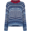 Calvin Klein - Striped knit jumper - Pulôver -