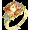 Camden's Gold Ring - Rings -
