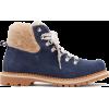 Camelia suede boots - Buty wysokie -