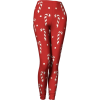 Candy Cane Tights - Leggings -
