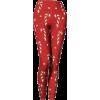 Candy Cane Tights - Leggins -
