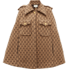 Cape coat - Jacket - coats -
