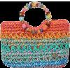 Cappelli Crochet Rayon Bag - 旅游包 -
