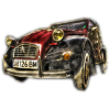 Car Red - Vehicles -