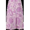 Cara Skirt - Crocus Palm Print - Skirts -