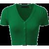 Cardigan Green - Cardigan -