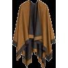 Cardigan Poncho Cape - Jacket - coats -