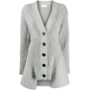Cardigan Sweater - Cardigan -