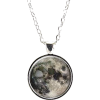 Full Moon Necklace, Astronomy - Ogrlice -