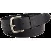 Carhartt Men's Journeyman Belt Black - Remenje - $19.99  ~ 17.17€