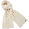 Carhartt Women's  Cable Knit Scarf Winter White - Szaliki - $24.99  ~ 21.46€