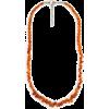 Carnelian Gemstone Necklace - Necklaces -