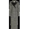 Carolina Herrera Collared Prince Of Wale - Jacket - coats - $3.49
