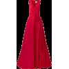 Carolina Herrera Gathered silk-faille g - Dresses - £4,480.00  ~ $5,894.66