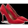 Carolina Herrera SUEDE PUMPS - Klassische Schuhe -