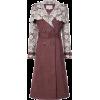 Carolina Herrera lace embroidered coat - Jakne i kaputi -