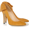 Carven heels in mustard yellow - Zapatos clásicos -