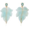 Casa Castro Sky Leaf Earrings - Aretes -
