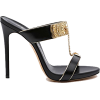 Casadei - Heels with gold detail - Classic shoes & Pumps -