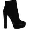 Casadei Platform Ankle Boots - Boots -