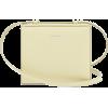 Case mini leather cross-body bag - Torby z klamrą -