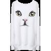 Cat Face - Cardigan -